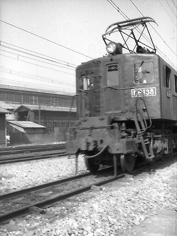 品川~東京機関区1954年(中):...